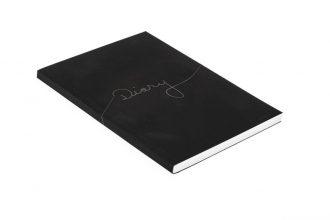 מחברת diary - מבט צידי