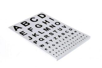 מחברת בדיקת ראייה - מבט צידי
